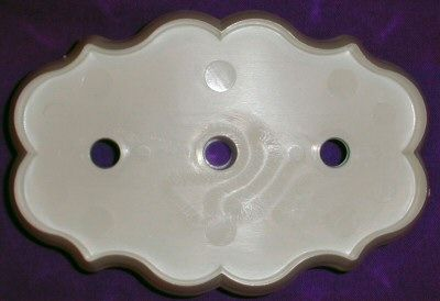 """Orchard Products -- Plaque Cutter (4""""x2"""") -- $12.99"""