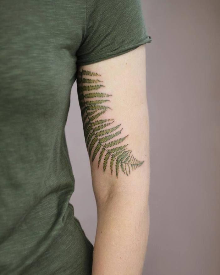 Wunderschöne Botanische Tattoo Designs Von Cindy Van Schie