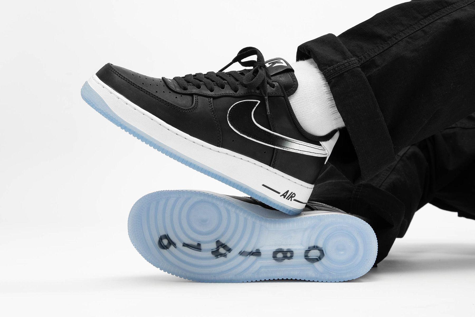 Colin Kaepernick Nike Air Force 1 – Laced