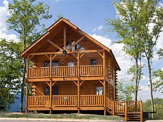 Heavenly Inspired 1 Br 2 Ba Cabin In Sevierville Sleeps 8vacation Rental In Pigeon Forge From Ho Log Homes Smoky Mountains Cabins Gatlinburg Cabin Rentals
