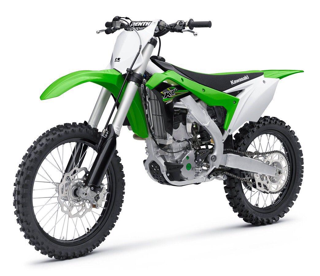 The 2017 Kawasaki Kx250f Motosportdotcom Motocross Bikes Motorcycles For Sale Motocross