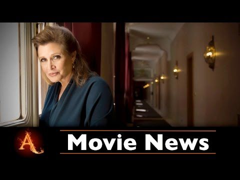 Apocaflix! Movie News - Carrie Fisher Passes Away; First ALIEN: COVENANT Trailer - (More info on: http://LIFEWAYSVILLAGE.COM/movie/apocaflix-movie-news-carrie-fisher-passes-away-first-alien-covenant-trailer/)