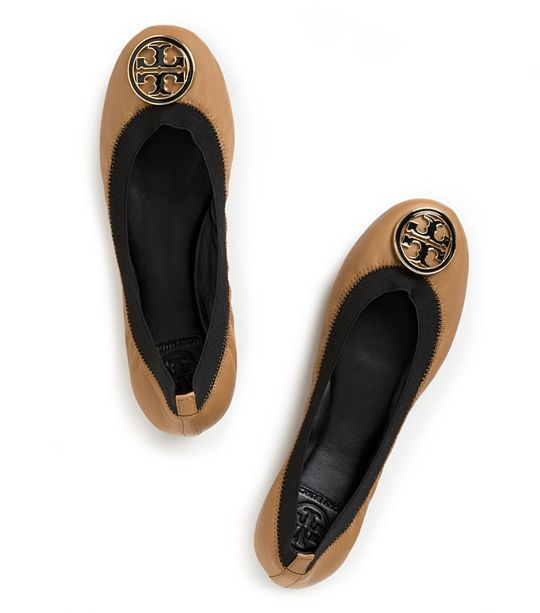 1b3c1fb84674 Visit Tory Burch to shop for Caroline Ballet Flat and more Womens Shoes.  Find designer shoes