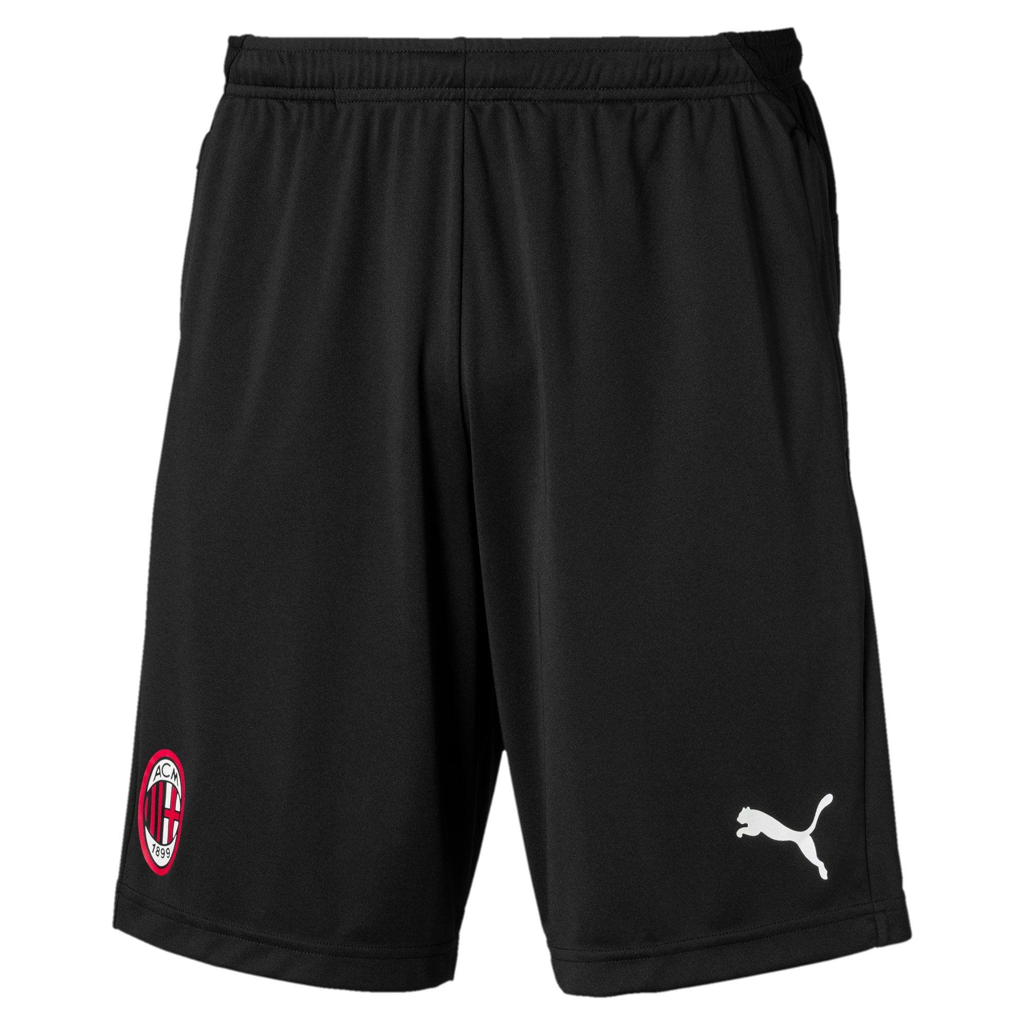 Photo of PUMA AC Milan Men's Training Shorts, Black, size 2X Large, Clothing