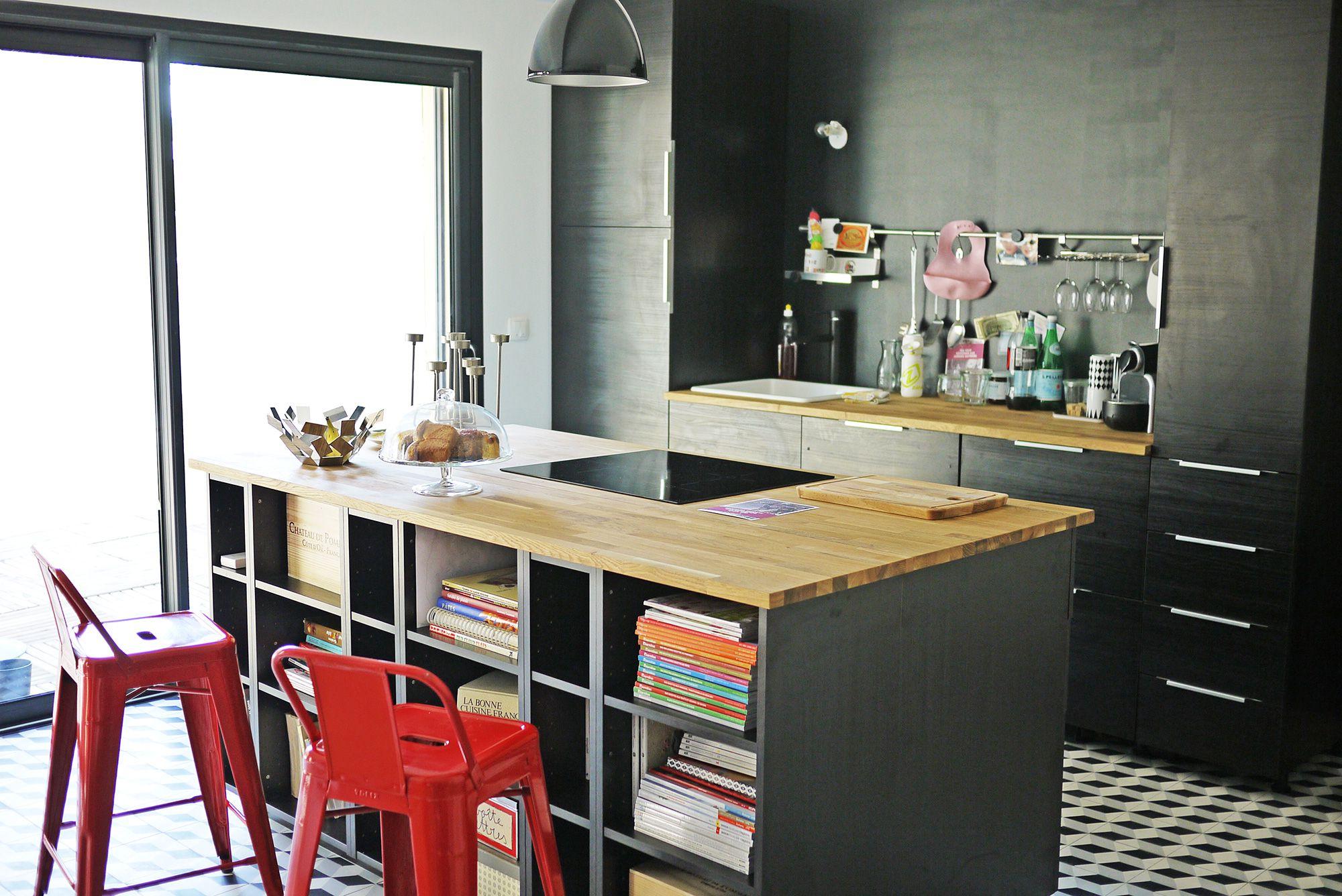 cuisine ikea metod ikea hack pinterest kitchens ikea hack and house. Black Bedroom Furniture Sets. Home Design Ideas