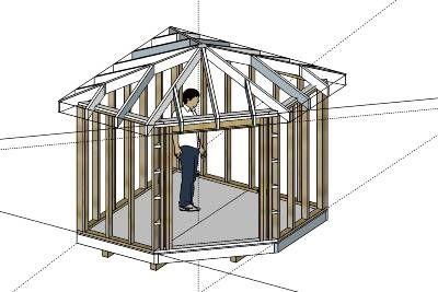 Http Sketchup Google Warehou719c9792152961 Shed House Plans