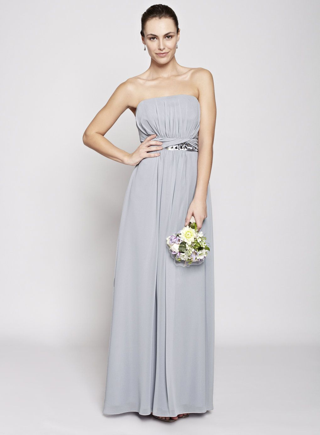 Silver daisy long bridesmaid dress bhs back to the drawing silver daisy long bridesmaid dress bhs ombrellifo Image collections