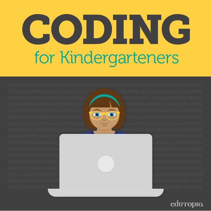 Coding For Kindergarteners With Images Kindergarten Technology