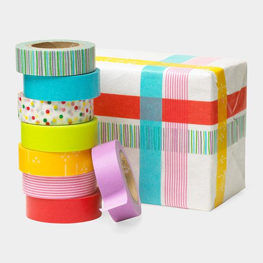 easy way for wrapping pretty presents