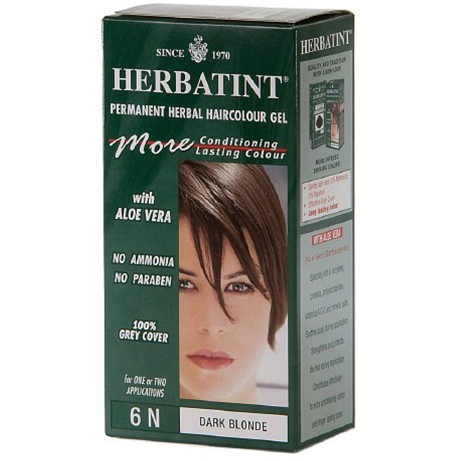 Herbatint Hr Color 6n Blonde Dark Be Sure To Check Out This Awesome Product This Is An Affiliate Link A Herbatint Hair Color Herbal Hair Colour Hair Color