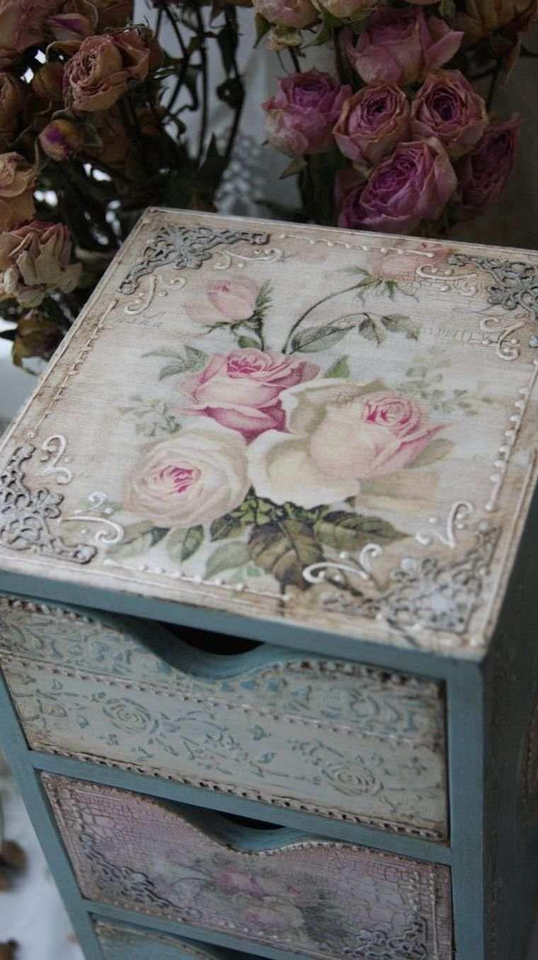 Vieillir ou patiner un meuble en bois les techniques de diy d co conna tre vintage charm - Vieillir un meuble ...
