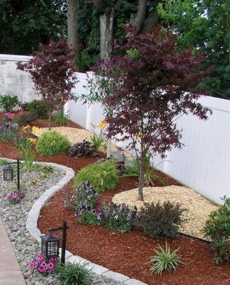 30+ kleine Garten Landschaftsbau Ideen mit kleinem Budget (schönes Layout) ,  #Budget #Garten... #gartenlandschaftsbau