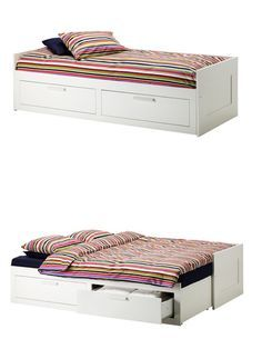 ikea brimnes daybed frame with 2 drawers white home style pinterest bureau et deco. Black Bedroom Furniture Sets. Home Design Ideas