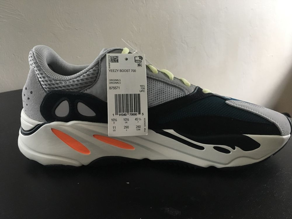 sale retailer cd7fb 7664a Adidas Yeezy Boost 700 Wave Runner  fashion  clothing  shoes  accessories   mensshoes  athleticshoes (ebay link)