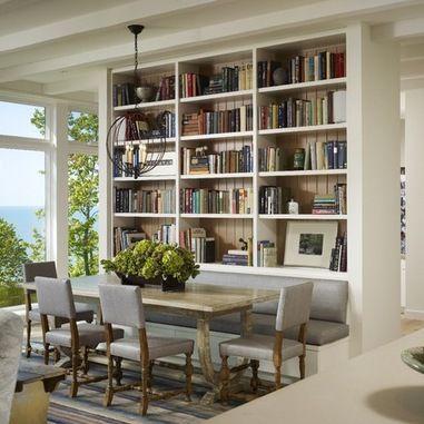 Dining Room Bookcase Design Ideas Dining Room Storage Dining