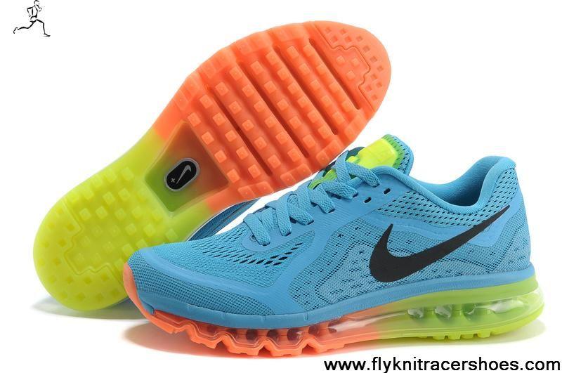 eaa5c40edb ... france cheap 621077 404 blue orange black shoes mens nike air max 2014  for sale 9d2de