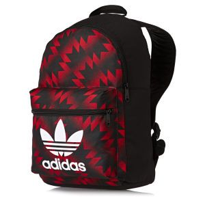 70dccf137b Adidas Originals Backpacks - Adidas Originals Backpack Manchester United FC  Backpack - Black multicolor white red