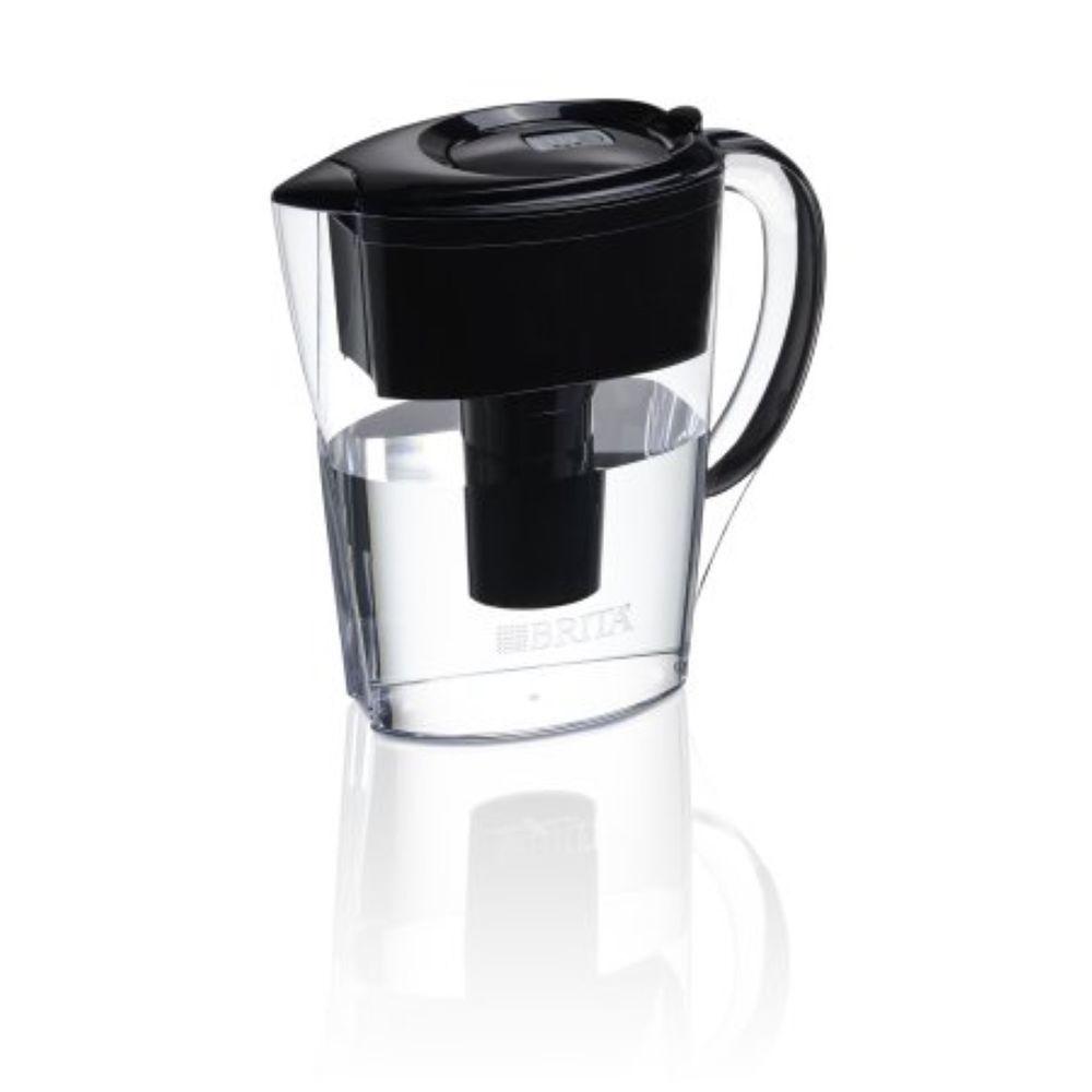 Brita space saver water filter pitcher bpa free technology
