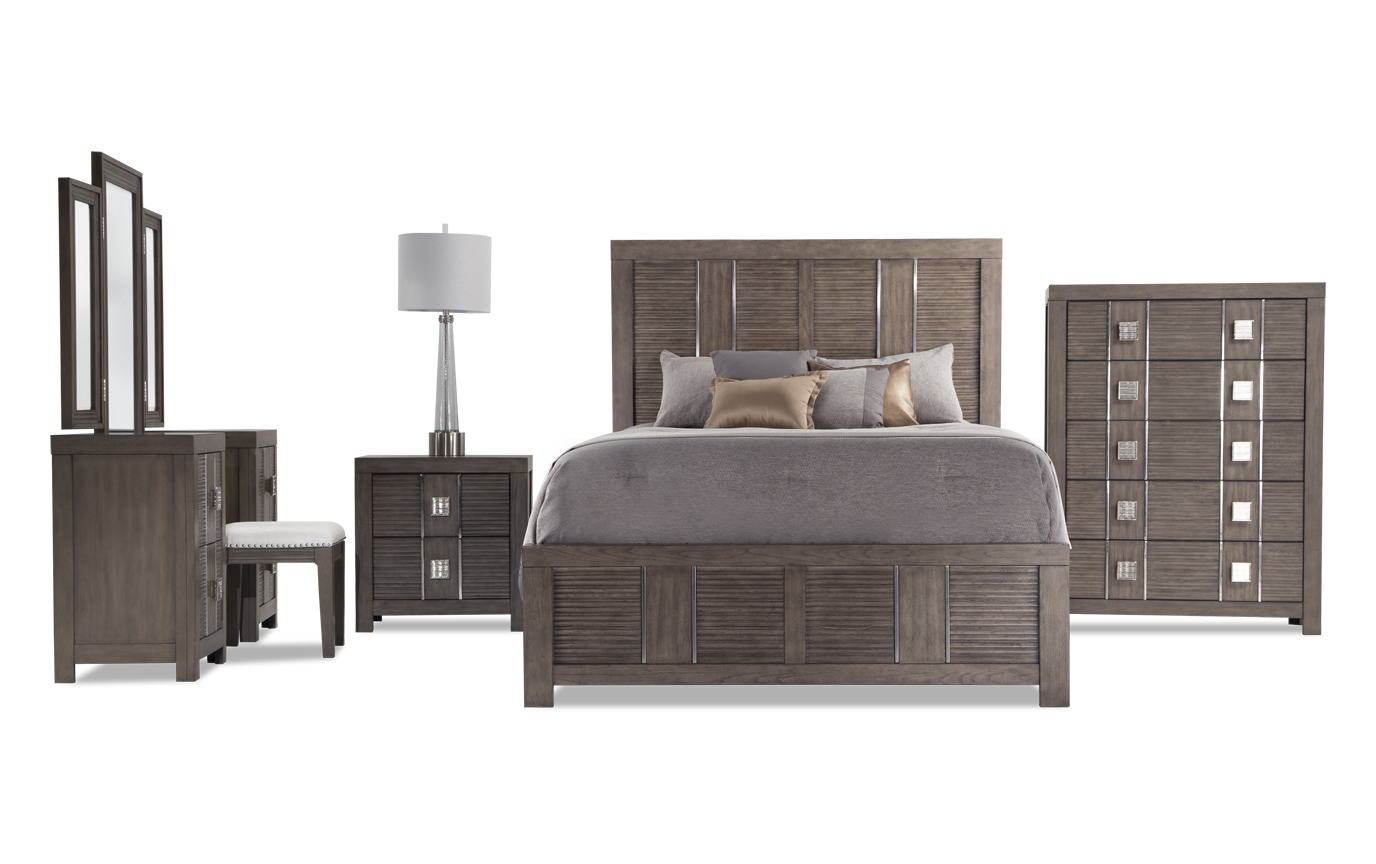 Vogue Bedroom Set Bobs Com Bedroom Sets Bedroom Set Furniture