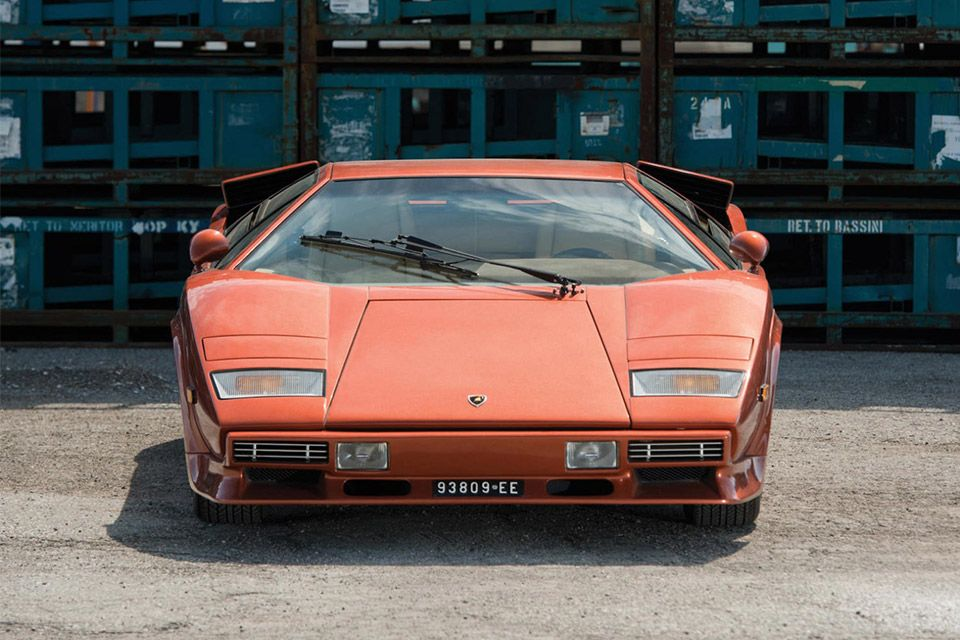 1979 lamborghini countach for sale