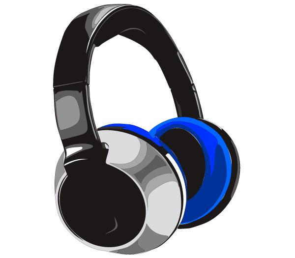 Headphone Art Google Search Headphones Art Vector Art Headphones