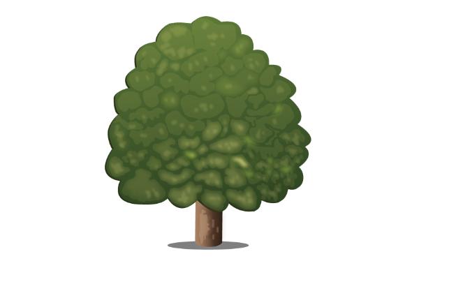Deciduoustree Emoji Https Www Emojimantra Com Deciduous Trees Emoji Concept