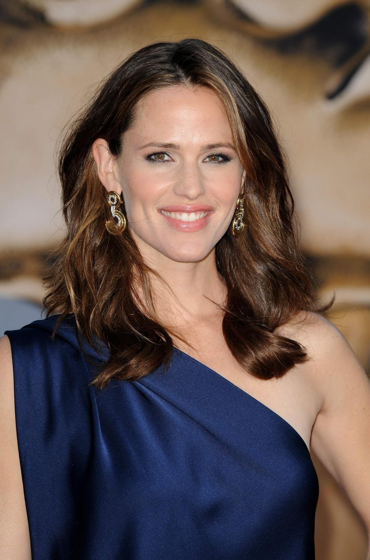 Jennifer garner jennifer garner hair medium length