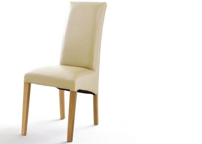 Polsterstuhl Tom 2er Set Creme Buche Wohnung Einrichten Polsterstuhl Stuhle