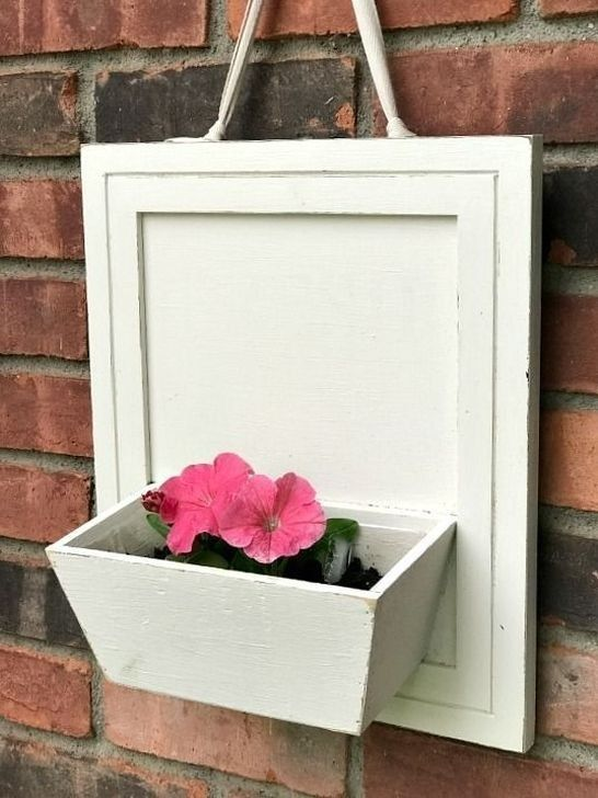 Affordable Wooden Box Ideas For Flower You Must Try 48 #woodenflowerboxes