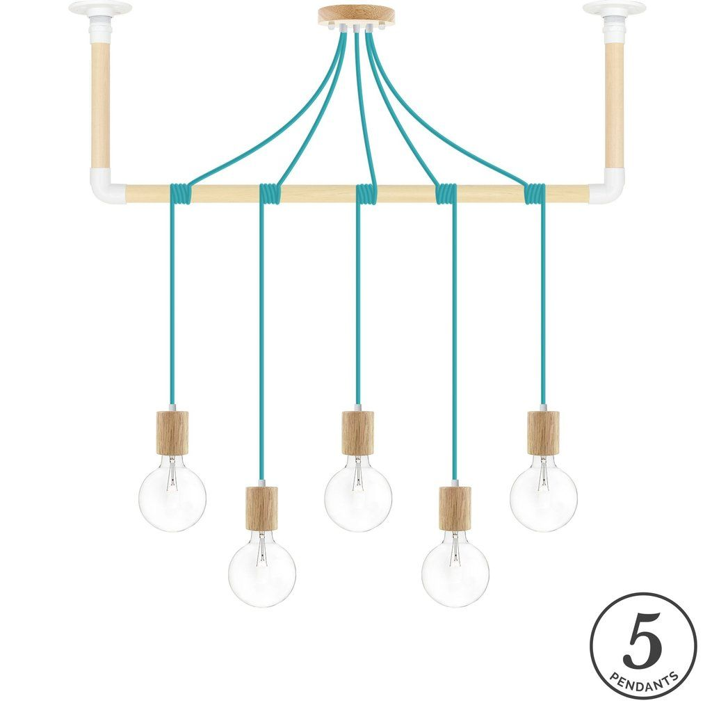Pendant Light Wrap Chandelier Wood Ceiling Bracket With Clean Turquoise And White Pendant Lights Modern Coastal Wood Pendant Light Chandelier Pendant Light