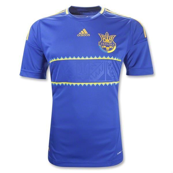 ウクライナ/アウェイ EURO2012