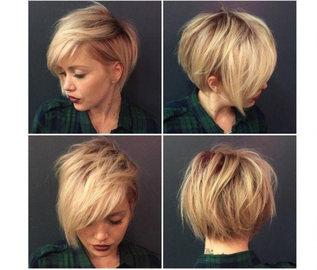 Pixie + undercut = coiffure magnifique ! 20 photos qui le