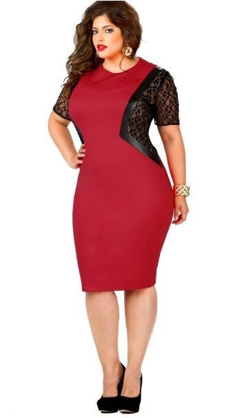 17 Cute Valentine S Day Outfits For Plus Size Women 2018 Plus Size
