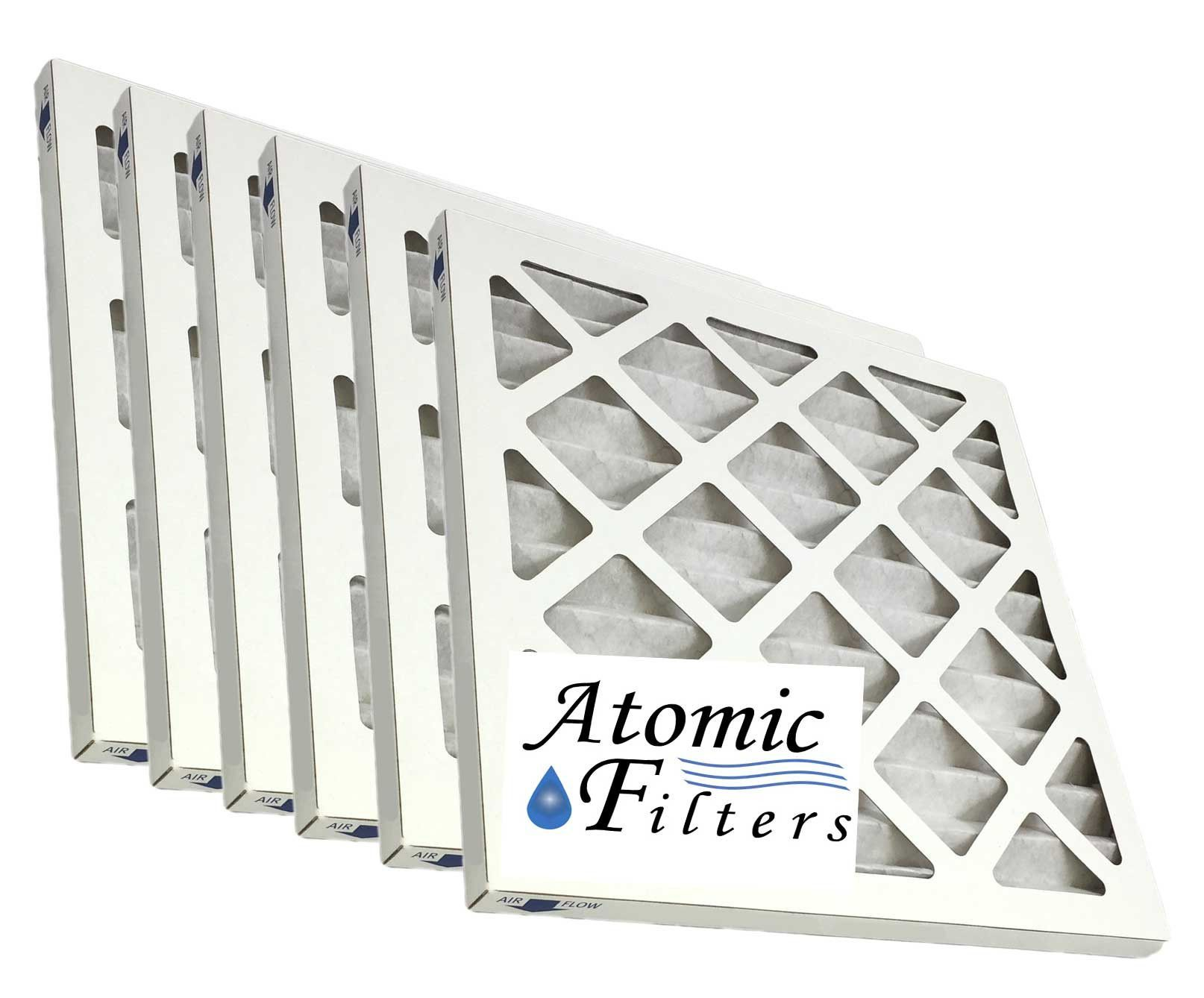 10x10x1 Merv 13 Allergy Elite Pleated AC Furnace Filter