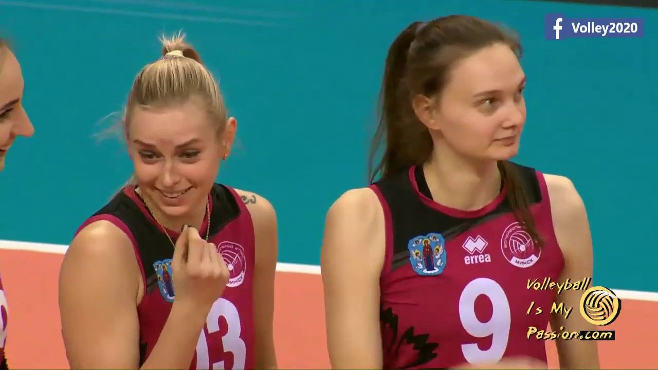 Russia Superleague Women Odintsovo Vs Minsk 21 12 2019