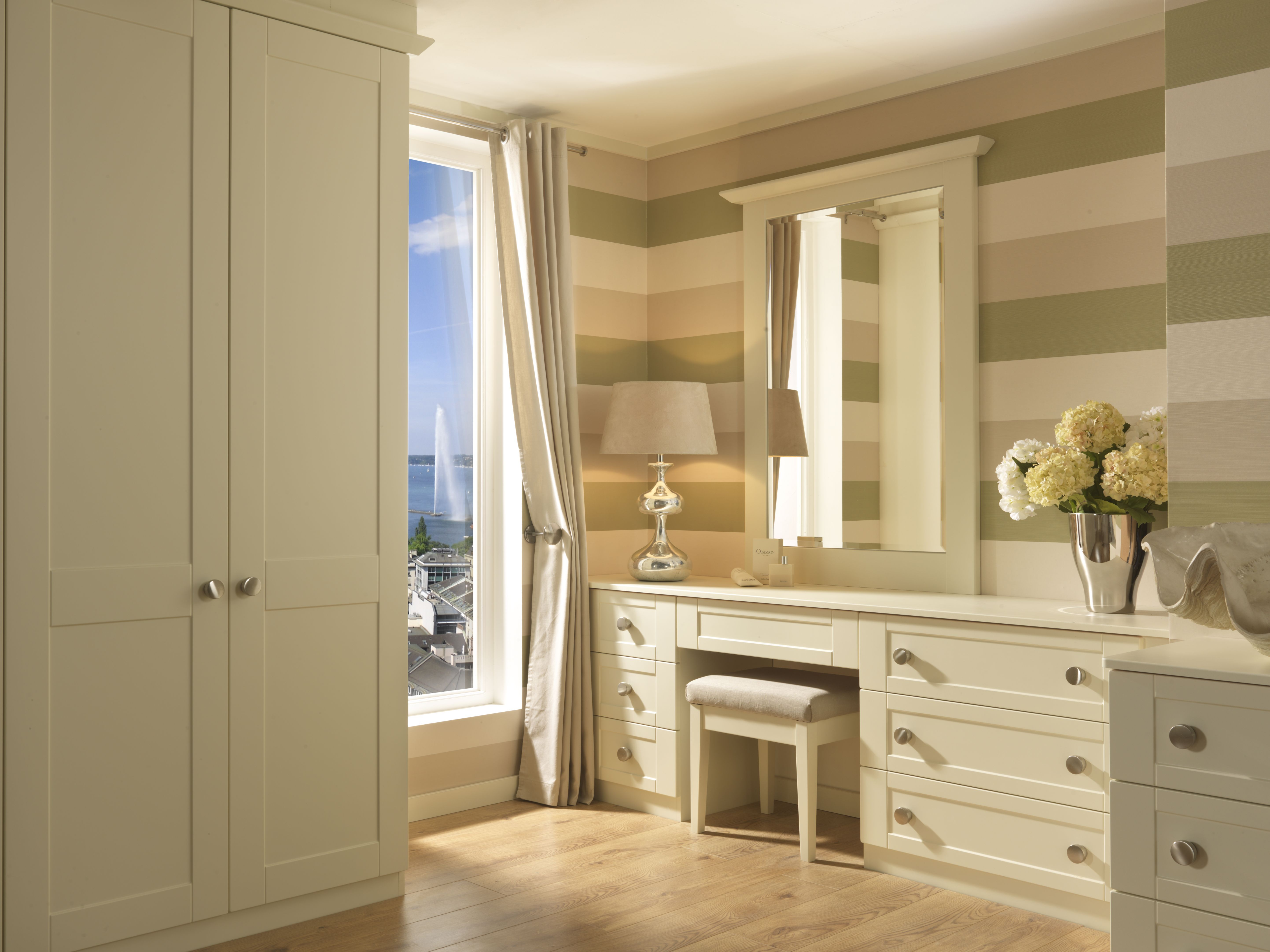 Dressing Table Designs For Master Bedroom Feel Glamorous Every Day And Have Your Very Own Fitted