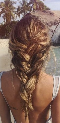 35 Easy Summer Hairstyles That You Simply Can't Miss for Summer 2019