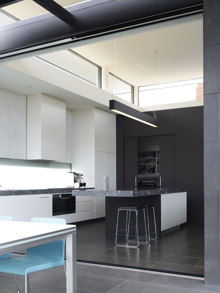 Gallery Of Power Street Steve Domoney Architecture 11 Contemporary Kitchen Design Kitchen Design Images Contemporary Kitchen