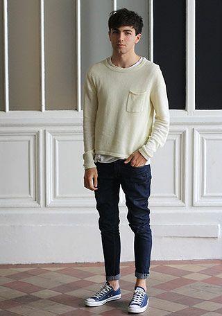 Ivory Sweatshirt