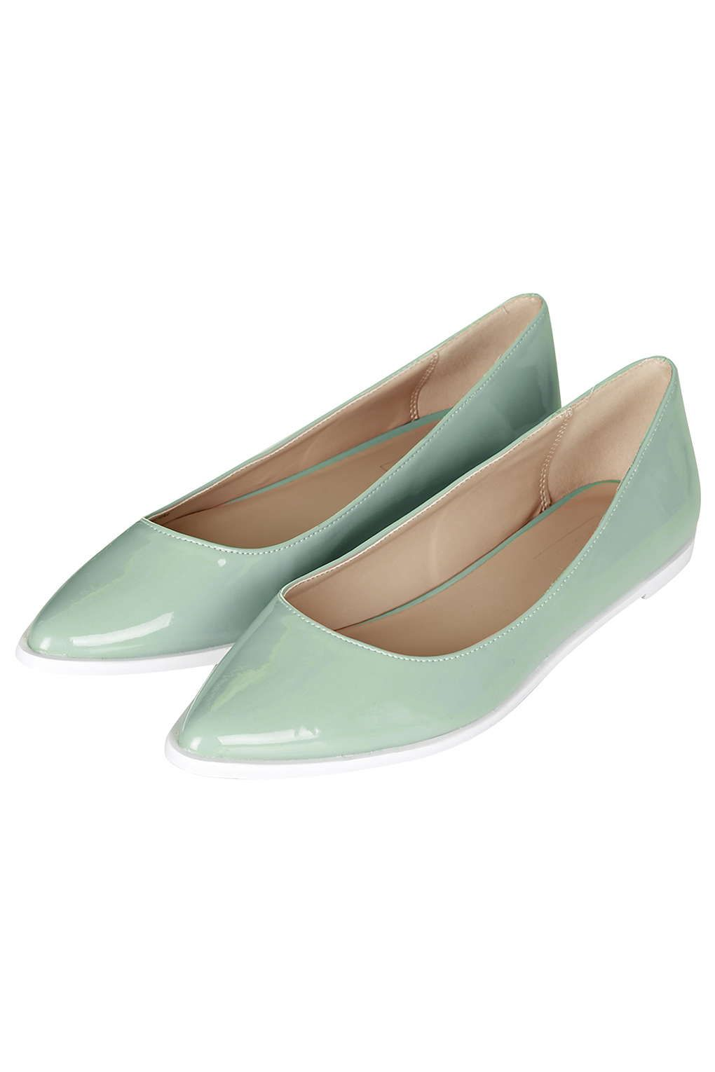 SANTIAGO Ballet Pumps - Flats - Shoes - Topshop Europe