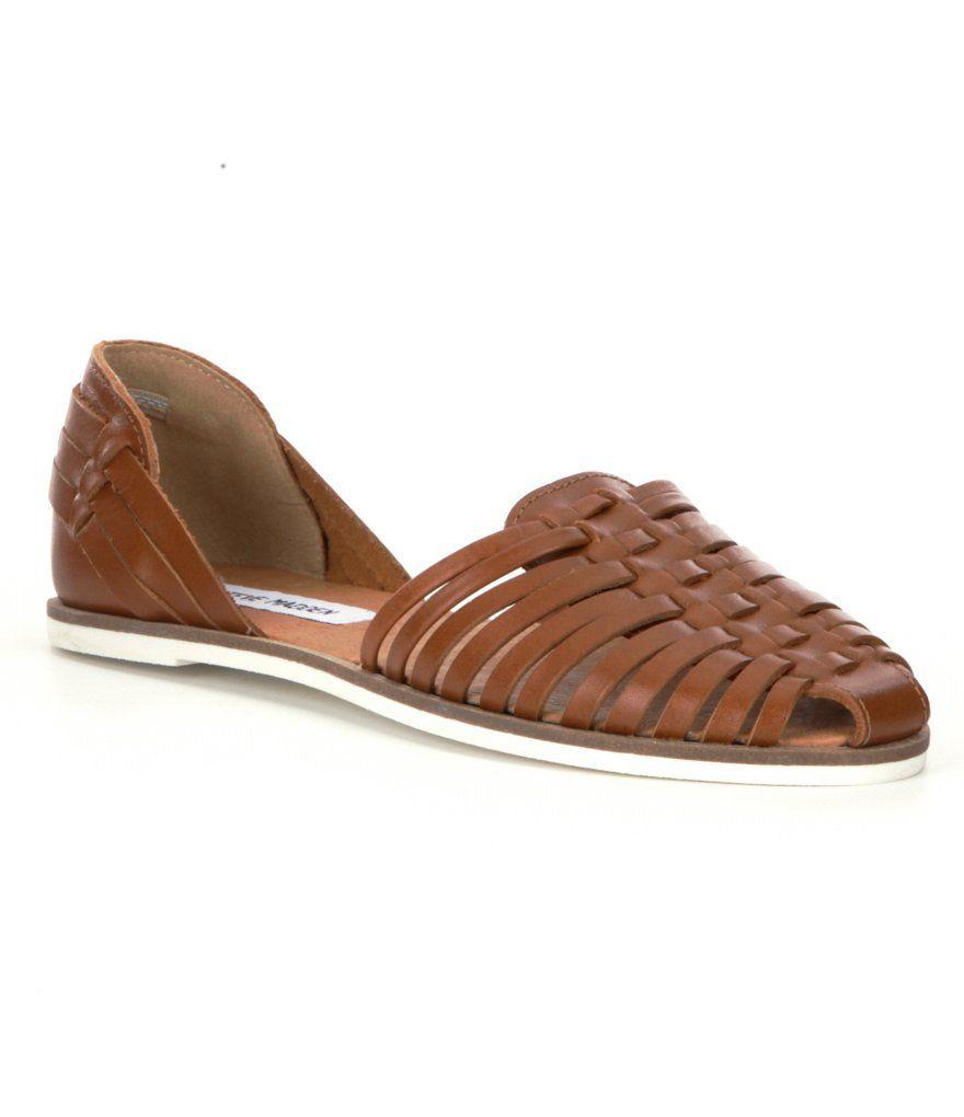 ccf90cccfa4f0 Steve Madden Hillarie Huarache Sandals