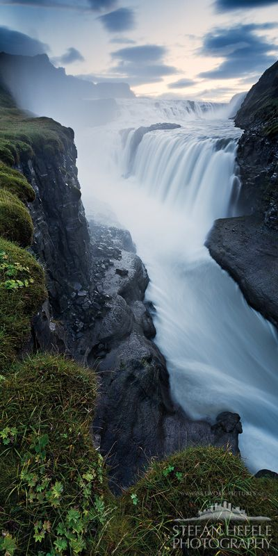 Chutes Victoria: ICELAND By Stefan Hefele