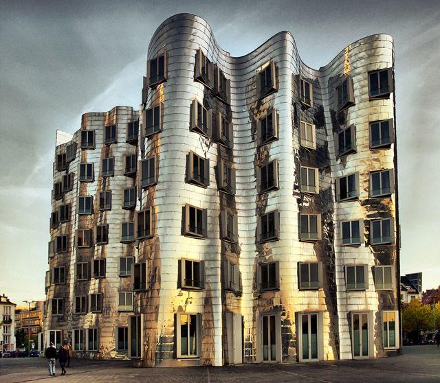 D sseldorf germany the future is coming pinterest architektur d sseldorf und moderne - Beruhmte architektur ...