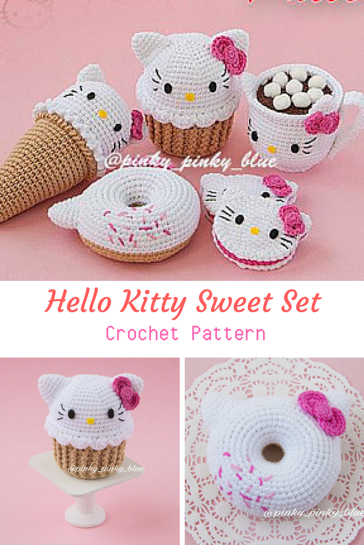 15+ Free Food Crochet Patterns – Crochet Patterns, How to ... | 1102x735