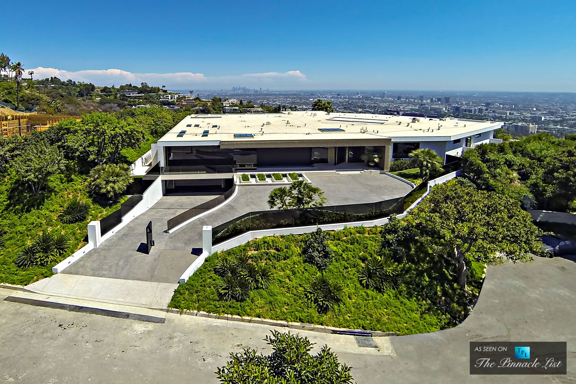 Luxury Residence North Hillcrest Rd Beverly Hills CA - Take look around luxurious property beverley hills