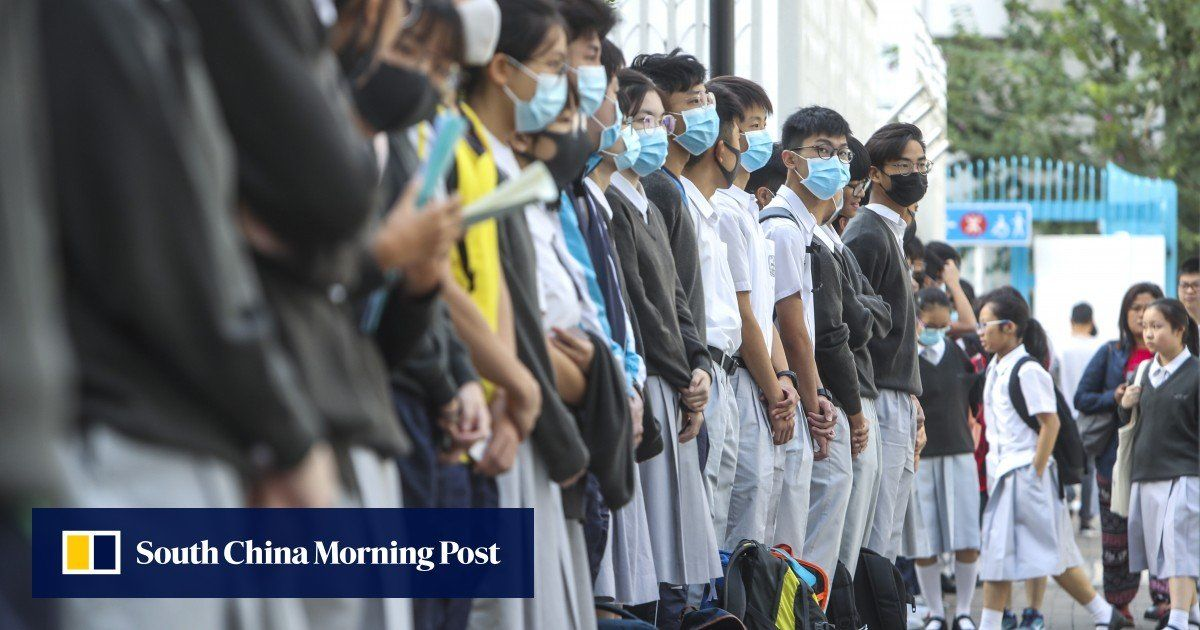 Most Hong Kong teachers professional during protests: education chief || Reports of misconduct were made against 171 of the city's … in 2020 ...