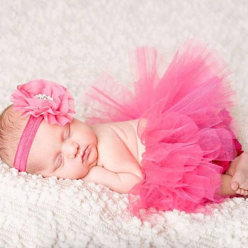 Baby Princess Tutu & Headband