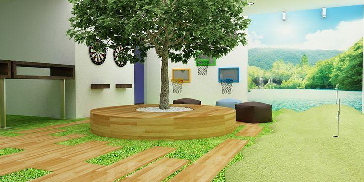 Photo of Erholungsraum Erholungsraum #Recreational #room Erholungsraum …