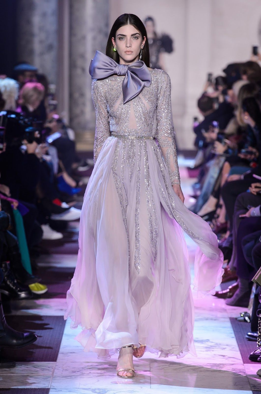 Gorgeous couture gowns elie saab more haute couture glamour from