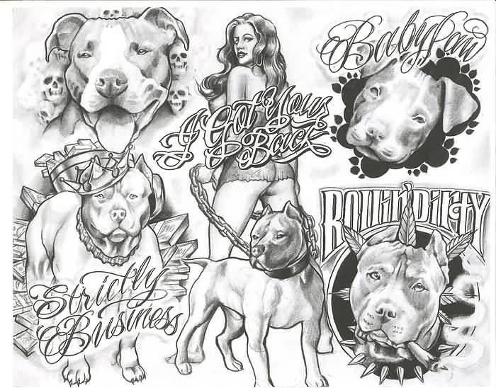 Chicano Tattoo Design Stencils Chicano Tattoo Boog Tattoo Gangster Tattoos